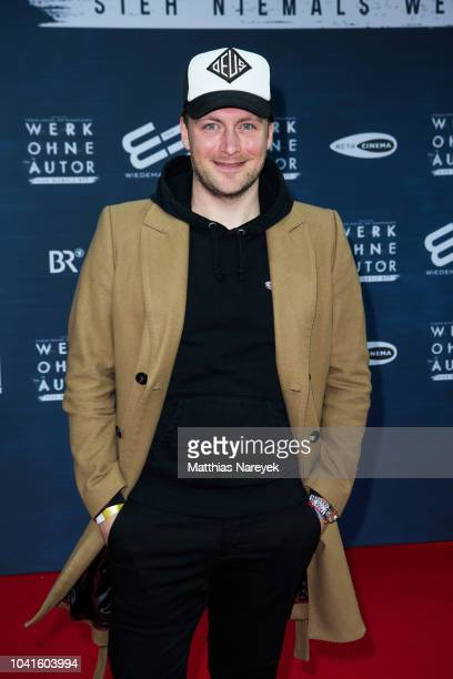 Martin Stange attends the premiere of the film 'Werk ohne Autor' at Zoo Palast on September 26 2018 in Berlin Germany