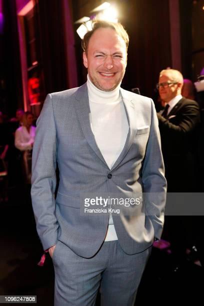 Martin Stange during the BUNTE BMW Festival Night at Restaurant Gendarmerie on February 8 2019 in Berlin Germany