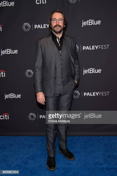 Martin Starr attends the 2018 PaleyFest Los Angeles HBO's 'Silicon Valley' at Dolby Theatre on March 18 2018 in Hollywood California