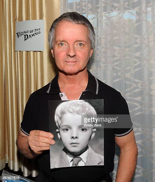 Martin Stephens attends Day 1 of the Chiller Theatre Expo at Sheraton Parsippany Hotel on October 24 2014 in Parsippany New Jersey