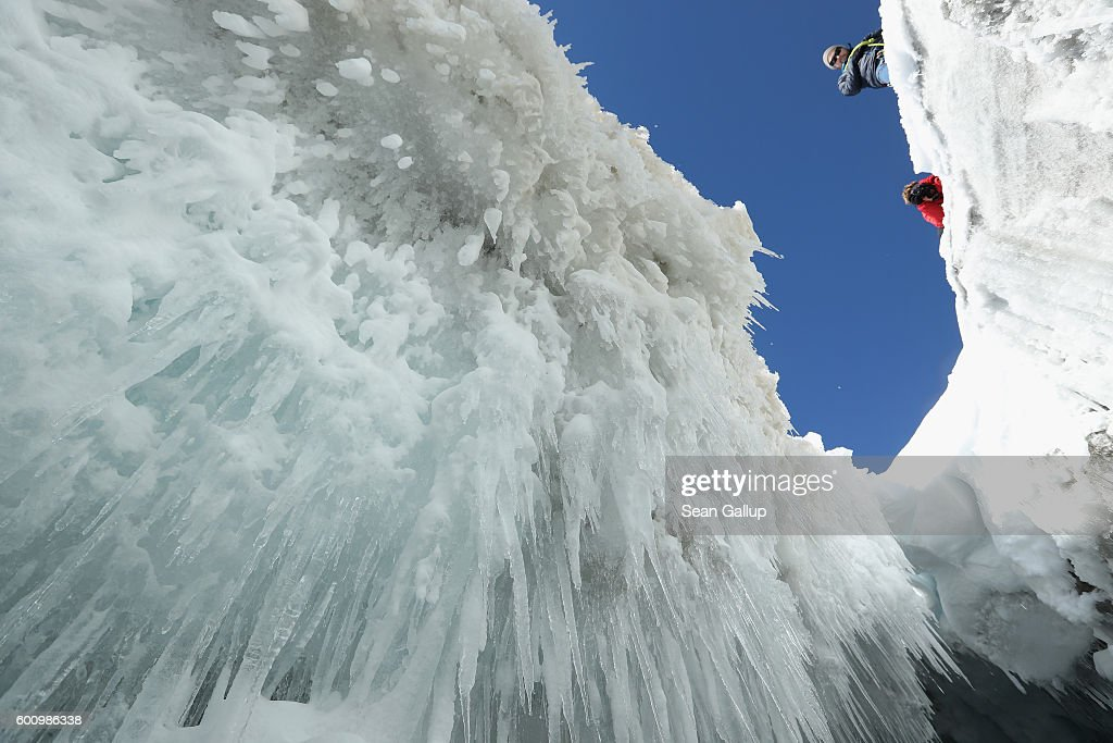 Europe's Melting Glaciers: Outer Mullwitzkees : News Photo