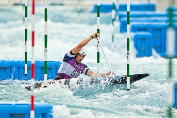 JPN: Men's Canoe - Canoe Slalom - Tokyo Olympic Games 2020