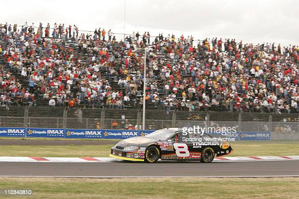Martin Truex during the Telcel Motorola Mexico 200 Busch Series race at the Autodromo Hermanos Rodriguez race track in Mexico City, Mexico on March...