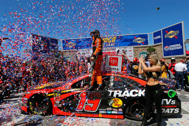 CA: Monster Energy NASCAR Cup Series Toyota/Save Mart 350