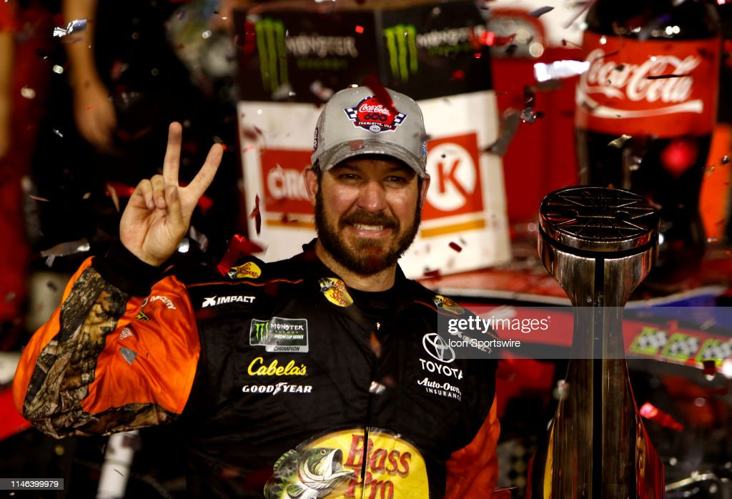 AUTO: MAY 26 Monster Energy NASCAR Cup Series - Coca-Cola 600 : News Photo