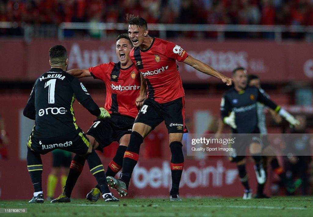 Mallorca v Deportivo de La Coruna - Segunda Division Promotion Play-Off: Second Leg : News Photo