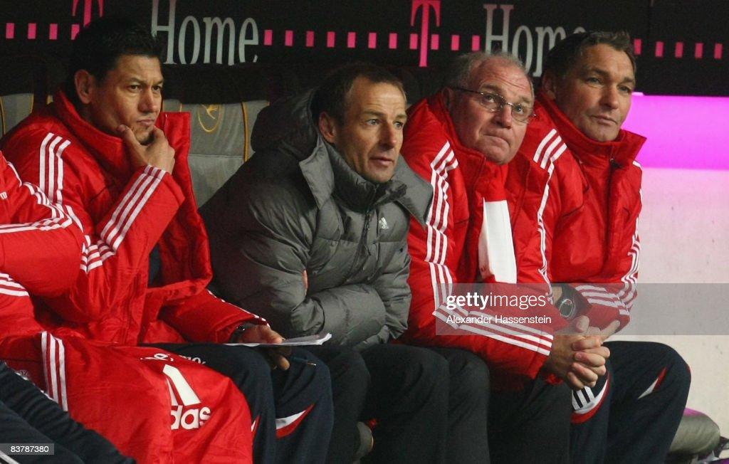 FC Bayern Muenchen v Energie Cottbus - Bundesliga : Nachrichtenfoto