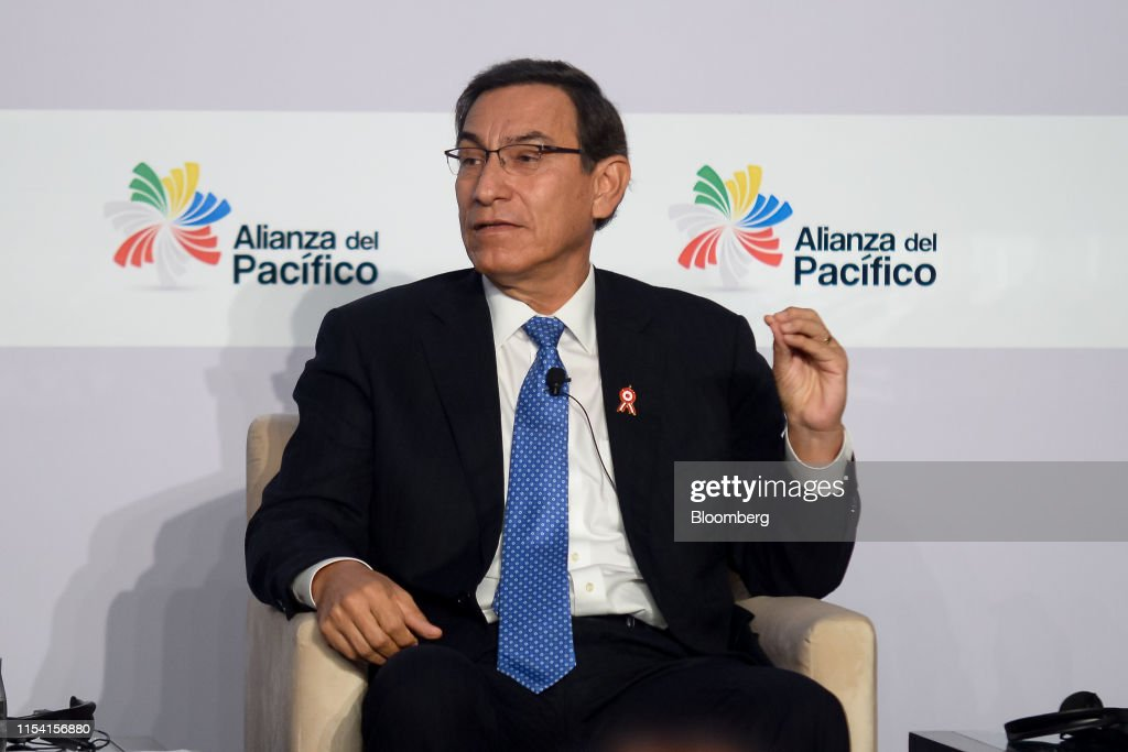 Key Speakers At Pacific Alliance Business Summit : News Photo