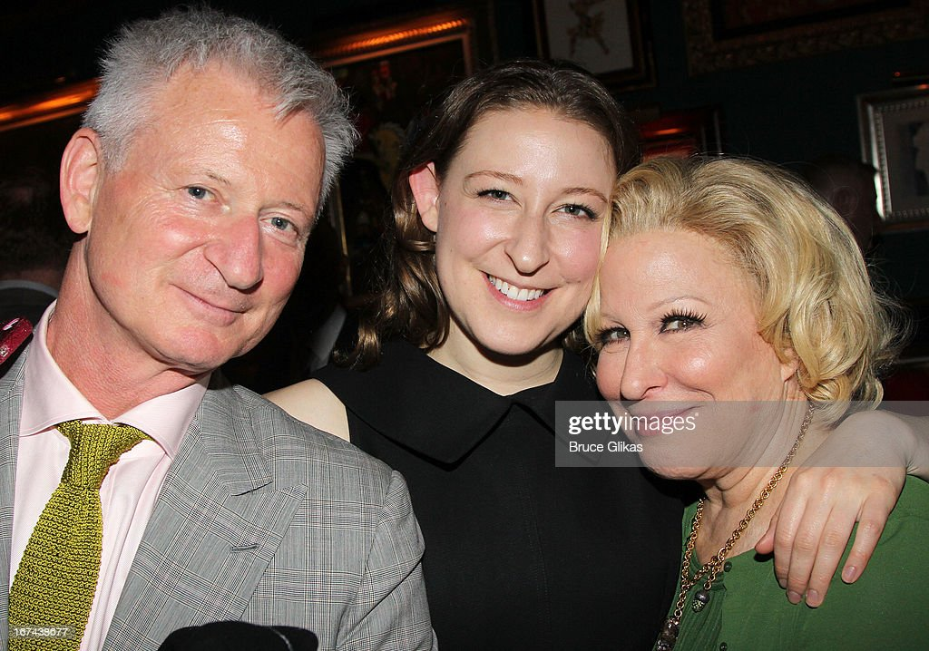 """""""I'll Eat You Last: A Chat With Sue Mengers"""" Broadway Opening Night : News Photo"""