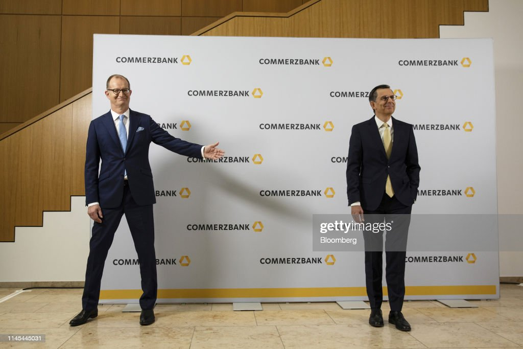 DEU: Commerzbank AG Annual General Meeting