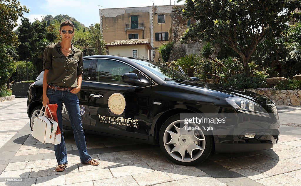 Celebrities Arrive At The Taormina Film Fest 2011 - June 16, 2011