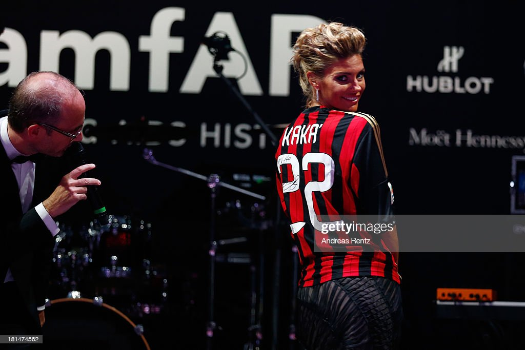 amfAR Milano 2013 Gala Event - Auction