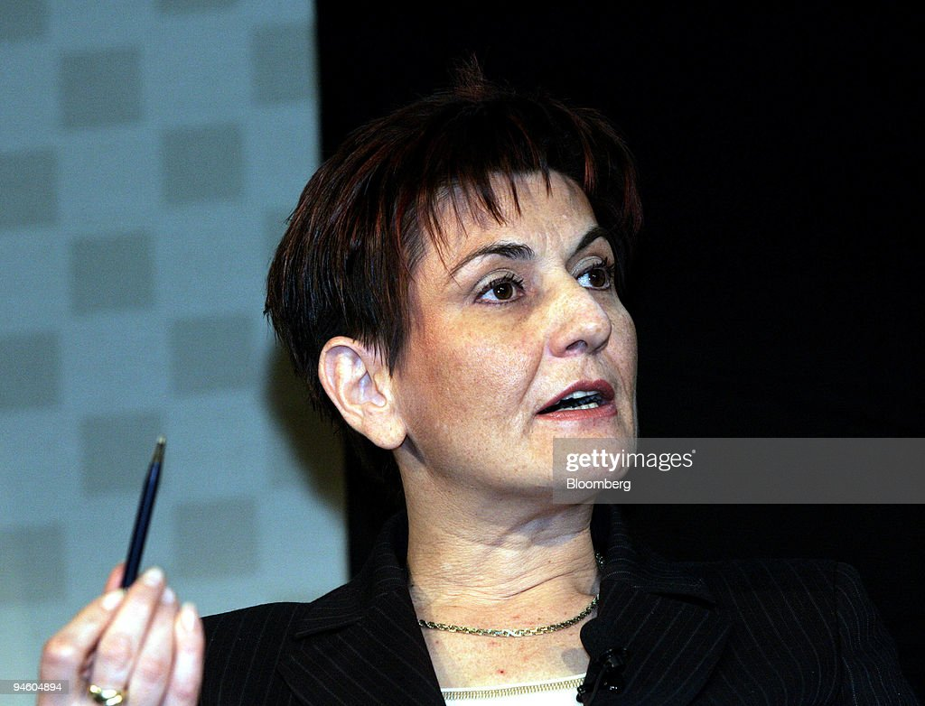 Martina Dalic, Croatian state secretary, central government : News Photo