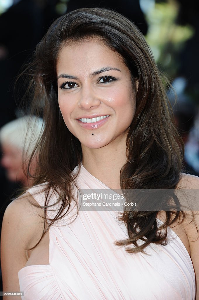 Martina Garcia at the Premiere for 'Biutiful' during the 63rd Cannes International Film Festival.