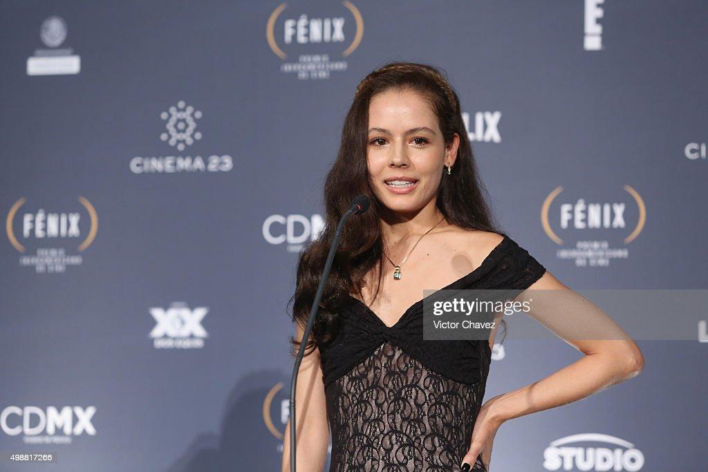 Premio Iberoamericano de Cine Fenix 2015 - Press Room