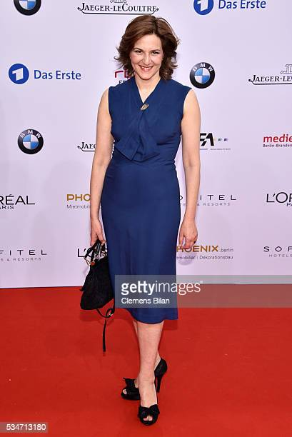 Martina Gedeck attends the Lola German Film Award on May 27 2016 in Berlin Germany
