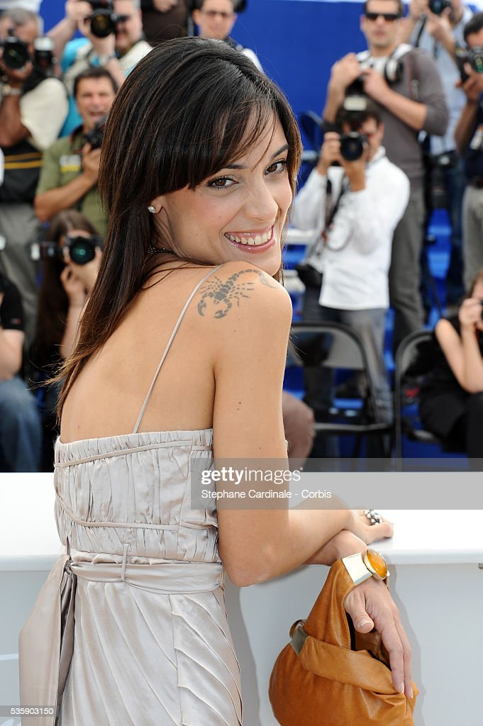 Martina Gusman at the Photocall for 'Carancho' during the 63rd Cannes International Film Festival.