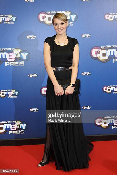 Martina Hill attends the 17th Annual of the German Comedy Awards at Coloneum on October 15 2013 in Cologne Germany