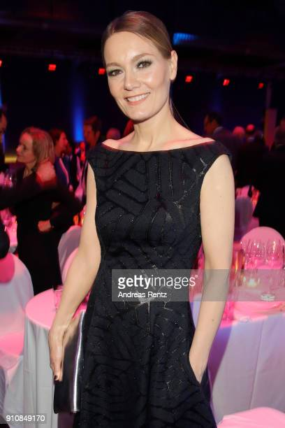 Martina Hill attends the German Television Award at Palladium on January 26 2018 in Cologne Germany