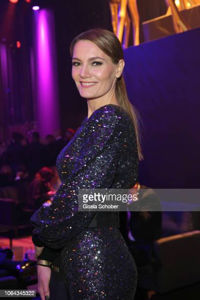Martina Hill during the Bambi Awards 2018 after party at Stage Theater on November 16 2018 in Berlin Germany