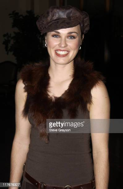 Martina Hingis during WTA Stars in Fashion Show to Benefit City of Hope Staples Center Foundation and Sanax WTA Tour Charities at The Fairmont...