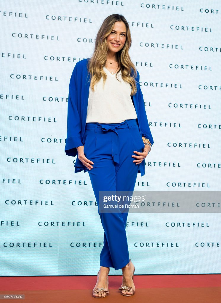 Cortefiel Spring-Summer 2018 Presentation in Madrid
