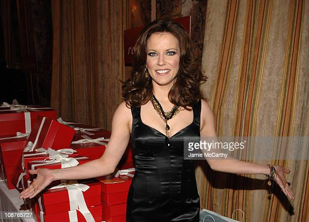 Martina McBride at the Entertainment Industry Foundation NCCRA 'EIF NCCRA' Colorectal Cancer Benefit at the Waldorf Astoria **NO TABLOIDS**