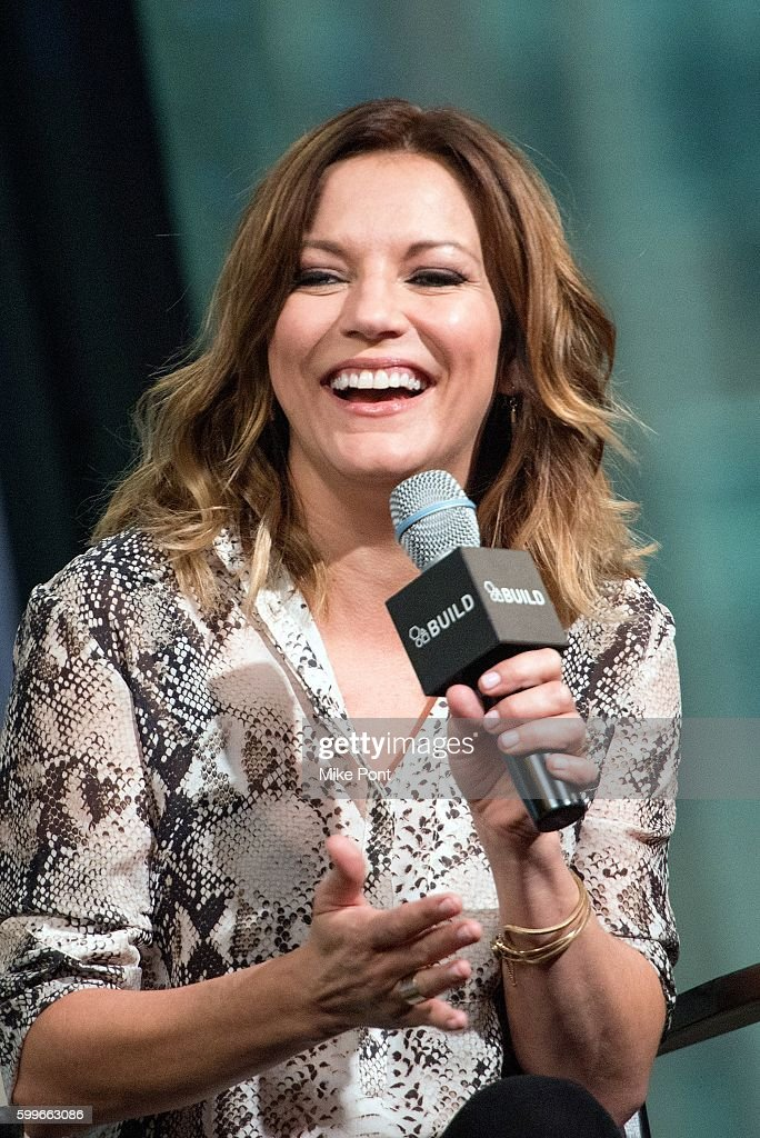 Martina McBride attends the AOL Build Speaker Series to discuss her new album 'Reckless' at AOL HQ on September 6, 2016 in New York City.