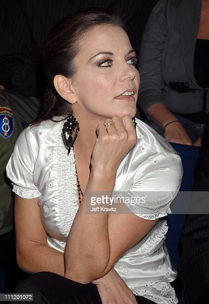 Martina McBride during 2007 CMT Music Awards Backstage and Audience at The Curb Event Center at Belmont University in Nashville Tennessee United...