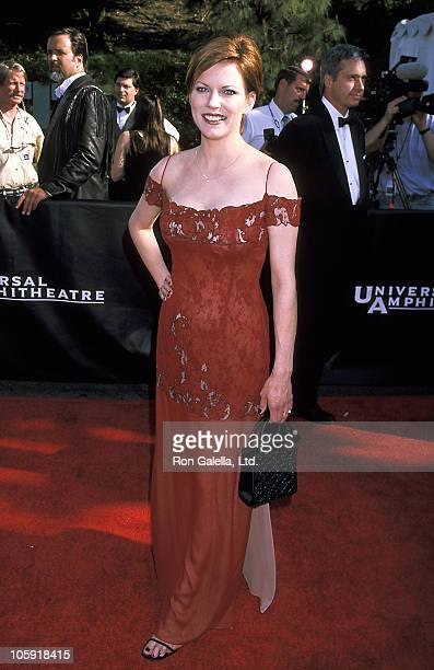 Martina McBride during 33rd Annual Academy of Country Music Awards at Universal Ampitheater in Universal City California United States