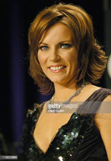Martina McBride during 38th Annual Country Music Awards Press Room at Grand Ole Opry House in Nashville Tennessee United States