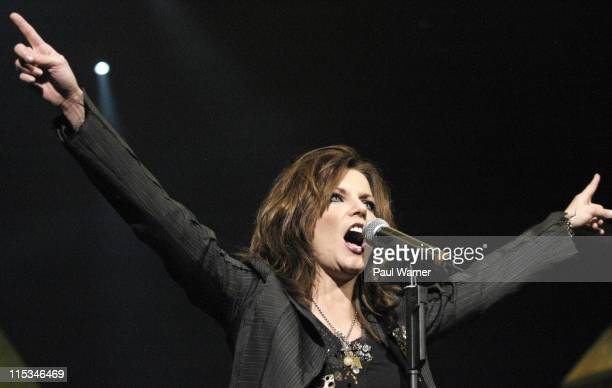 Martina McBride during Country Cares Holiday Concert to Benefit Hurricane Relief Show - December 8, 2005 at The Palace of Auburn Hills in Auburn...