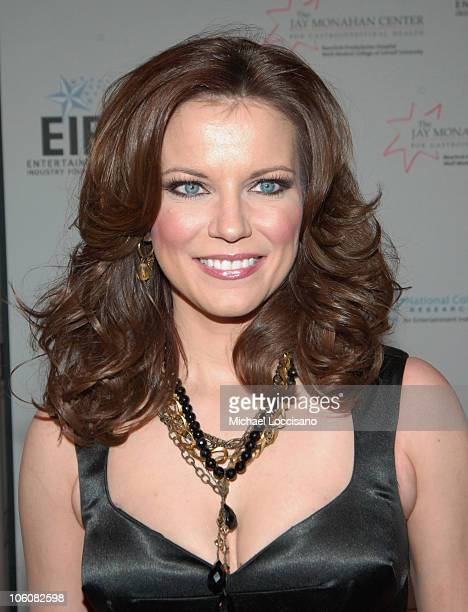 Martina McBride during Katie Couric EIF and NCCRA Present Hollywood Meets Motown Benefit Arrivals at The Waldorf Astoria Hotel in New York New York...