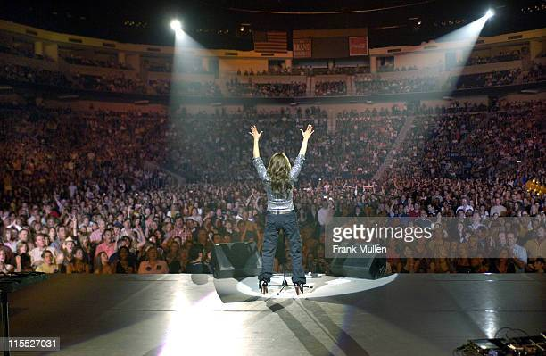 Martina McBride during Martina McBride in Concert at Arena at Gwinnett Center in Duluth Georgia United States