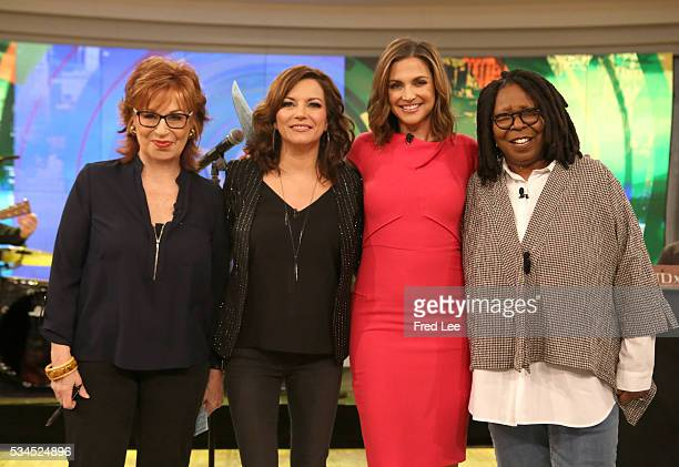 THE VIEW Martina McBride is the guest on 'THE VIEW' 5/27/16 airing on the ABC Television Network GOLDBERG