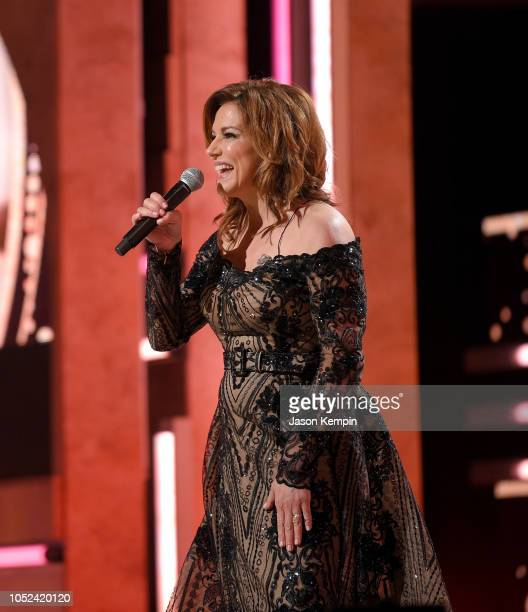 Martina McBride onstage during the 2018 CMT Artists of The Year at Schermerhorn Symphony Center on October 17 2018 in Nashville Tennessee