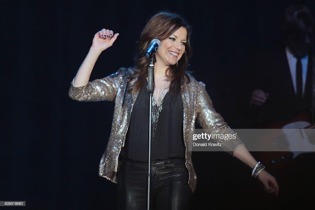Martina McBride In Concert - Atlantic City, New Jersey