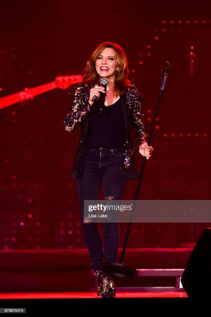 Martina McBride In Concert