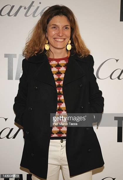 Martina Mondadori attends Tar Magazine Converstions during the 2012 Milan Design Week at Museo della Scienza e della Tecnica on April 17 2012 in...