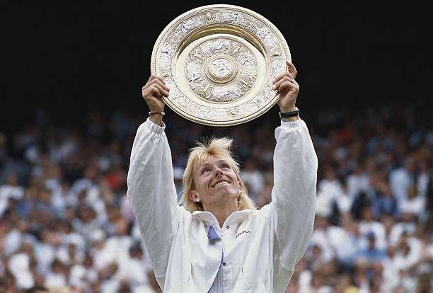 UNS: Game Changers - Martina Navratilova