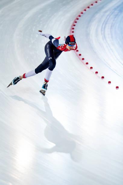NOR: ISU World Cup Speed Skating Hamar