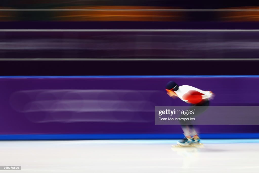 Speed Skating - Winter Olympics Day 7 : News Photo
