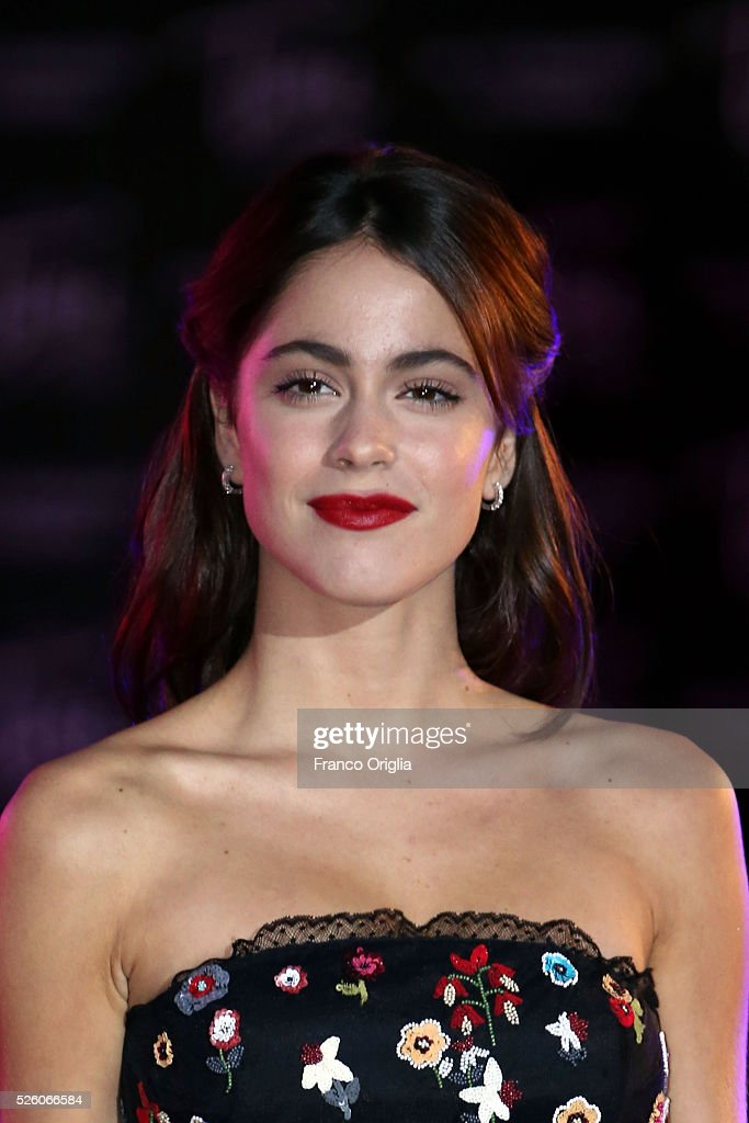 'Tini - The New Life Of Violetta' Premiere In Rome