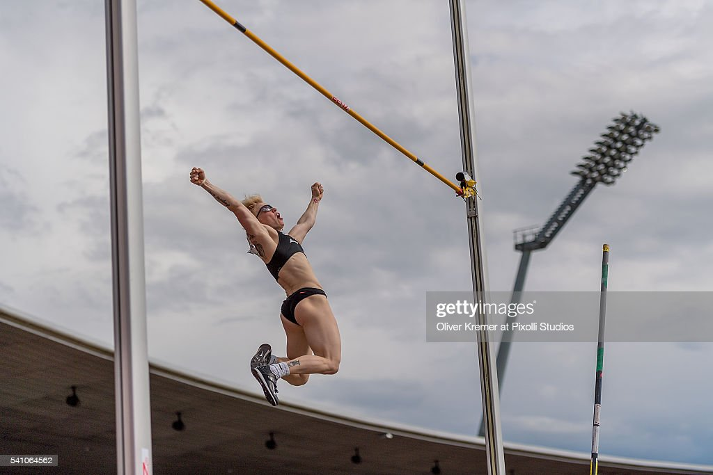 German Championships In Athletics - Day 1 : News Photo