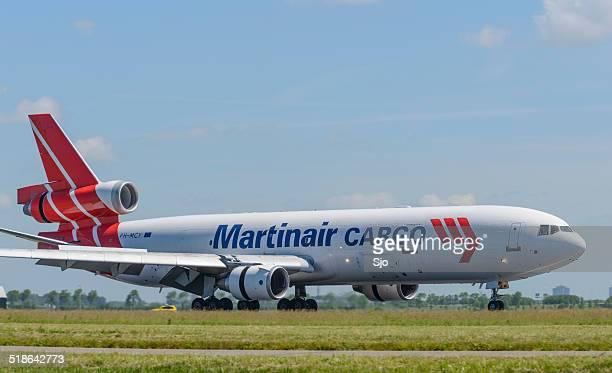 Martinair カーゴマクドナルダグラス MD -11