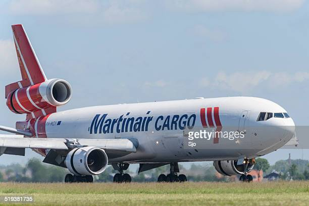 Martinair carga McDonnell Douglas MD - 11