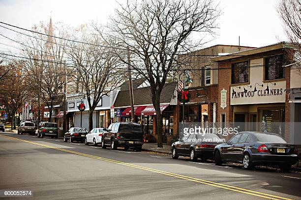Martine Avenue Fanwood NJ