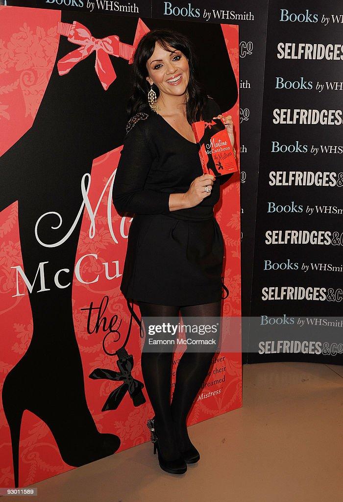 Martine McCutcheon - Book Signing