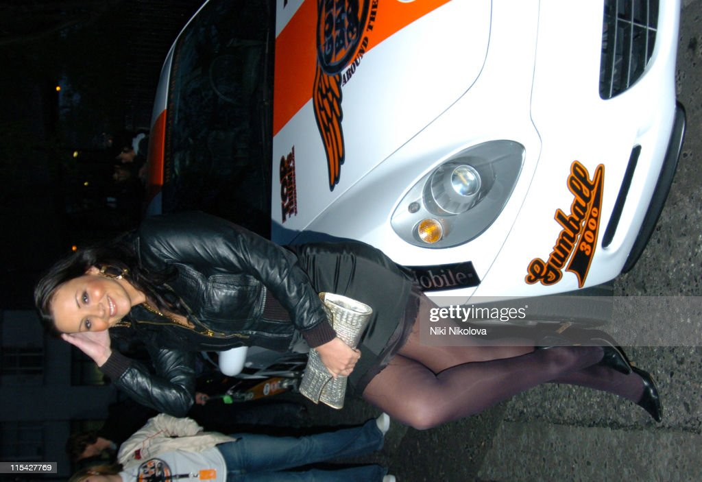 """Drivin? Me Crazy"" ? Gumball 3000 Film Premiere - Outside Arrivals"