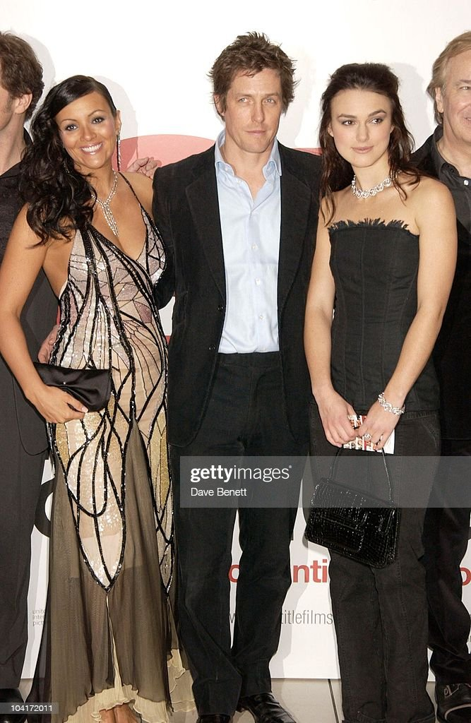 Love Actually Movie Premiere